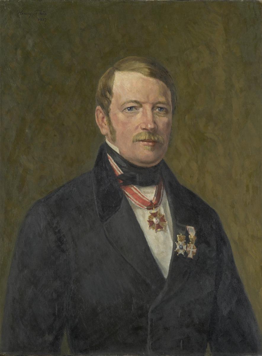 Christian fredrik jacob von munthe af morgenstierne for Christian hopp
