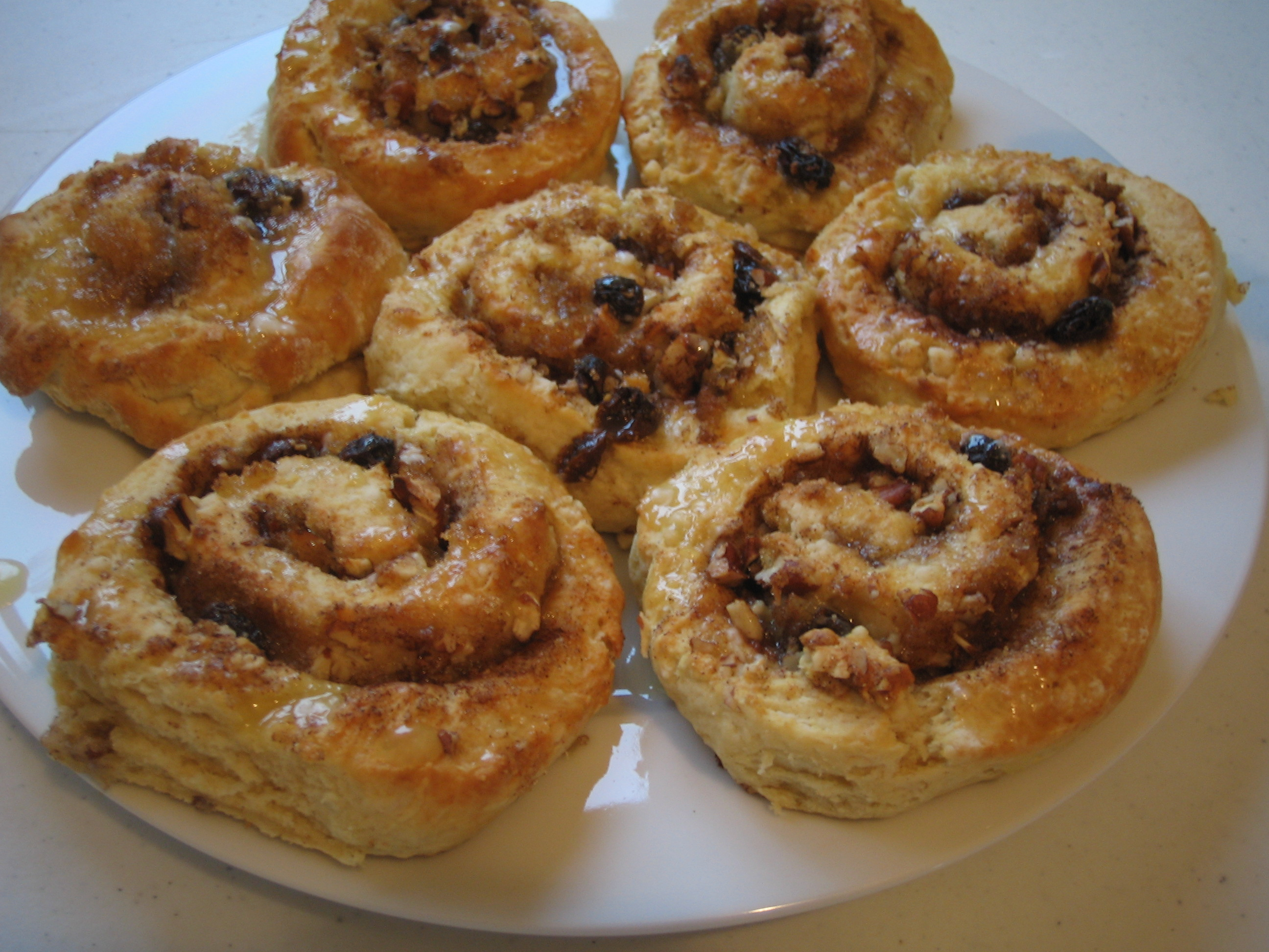 Cinnamon Rolls Using Cake Mix Recipe