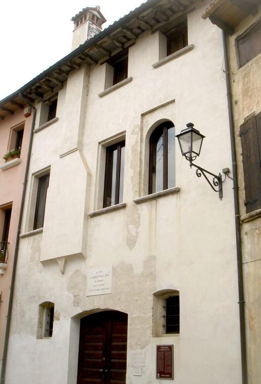 Casa museo di giovanni battista cima wikipedia - Casa de fotografia ...