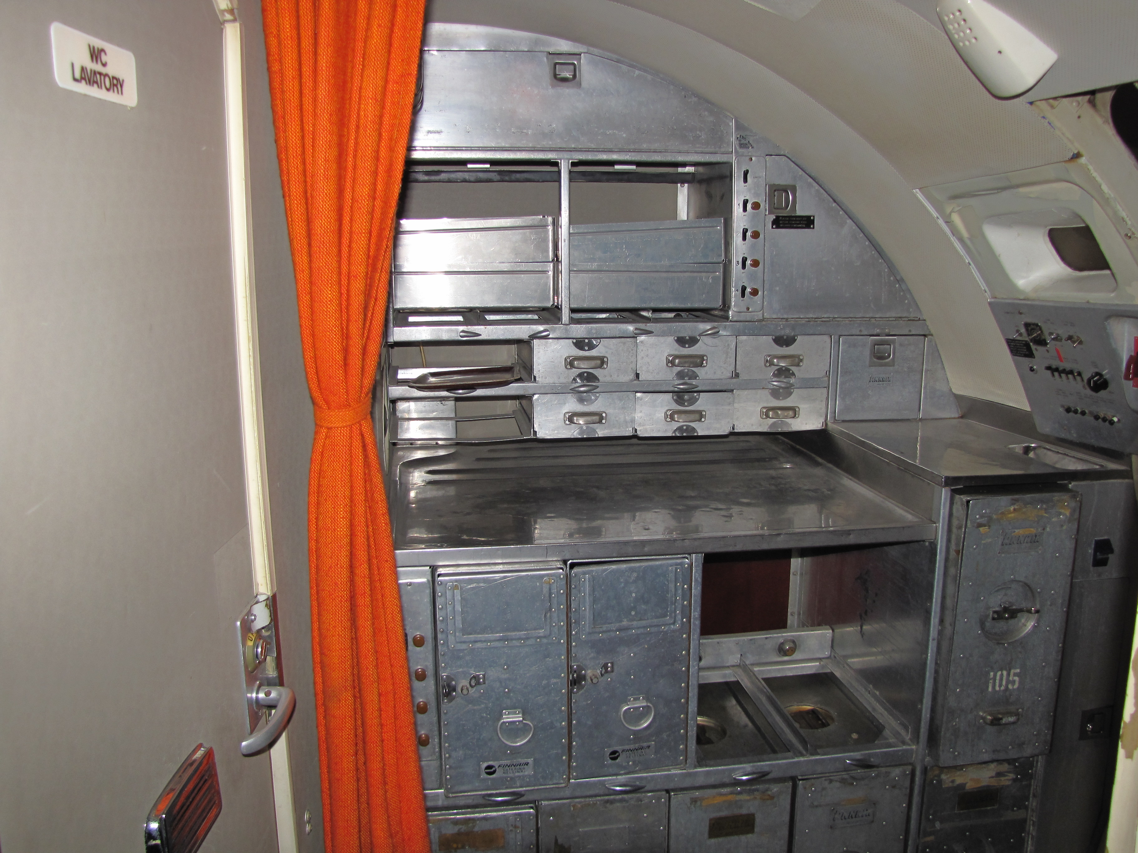 galley in aircraft file convair 340 440 oh lrb galley jpg wikimedia commons 387
