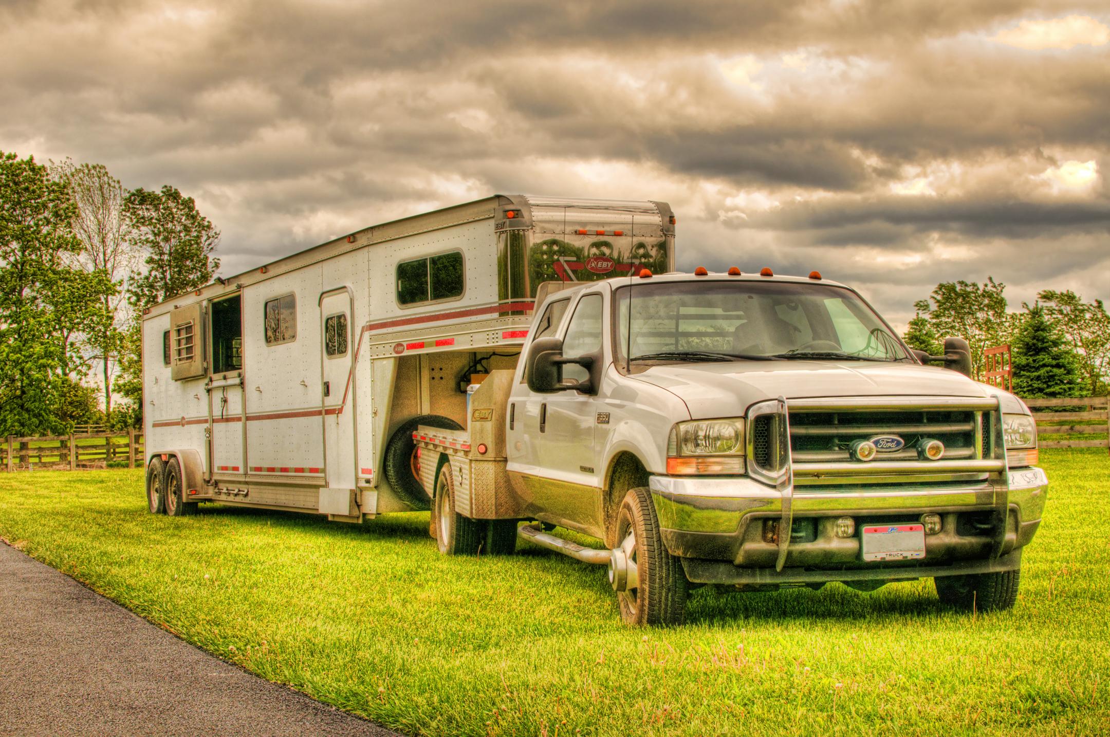 Horse Trailer Wikipedia | Autos Post