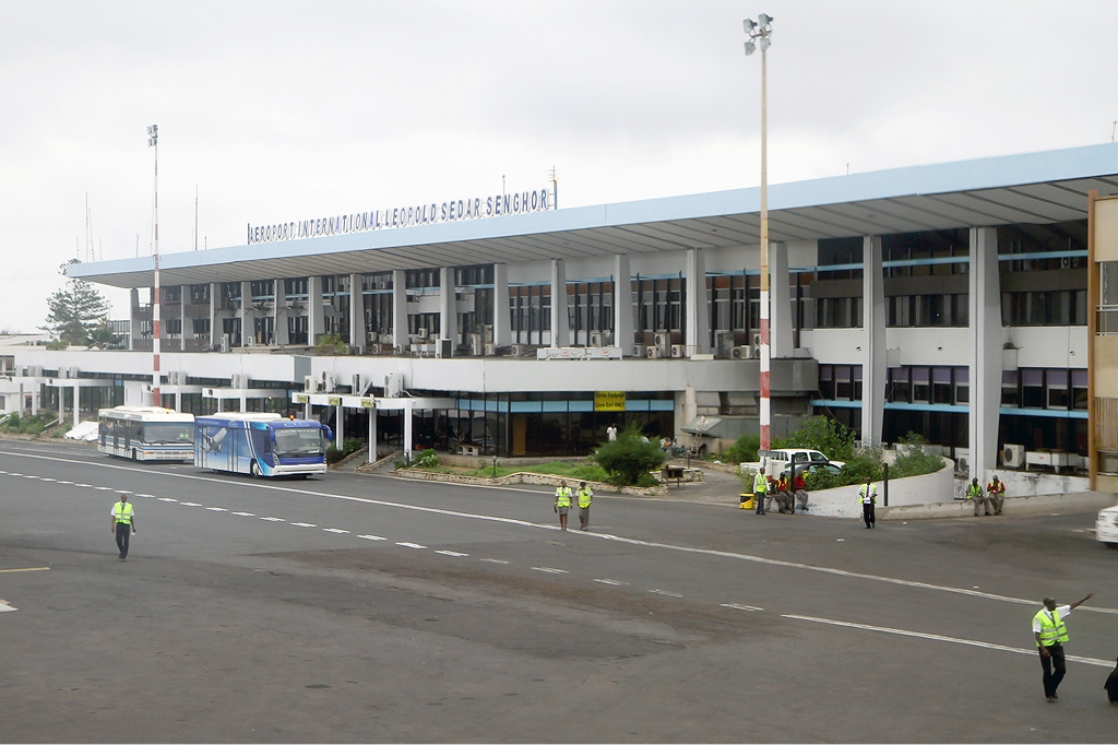 Dakar Leopold SedarSengor Aeropuerto (Dakar Leopold Sedar Senghor aeropuerto internacional).
