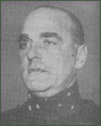 Kapitein David van Voorst Evekink