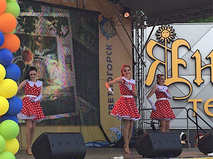 Day of the city Svetlogorsk 2017 17.jpg