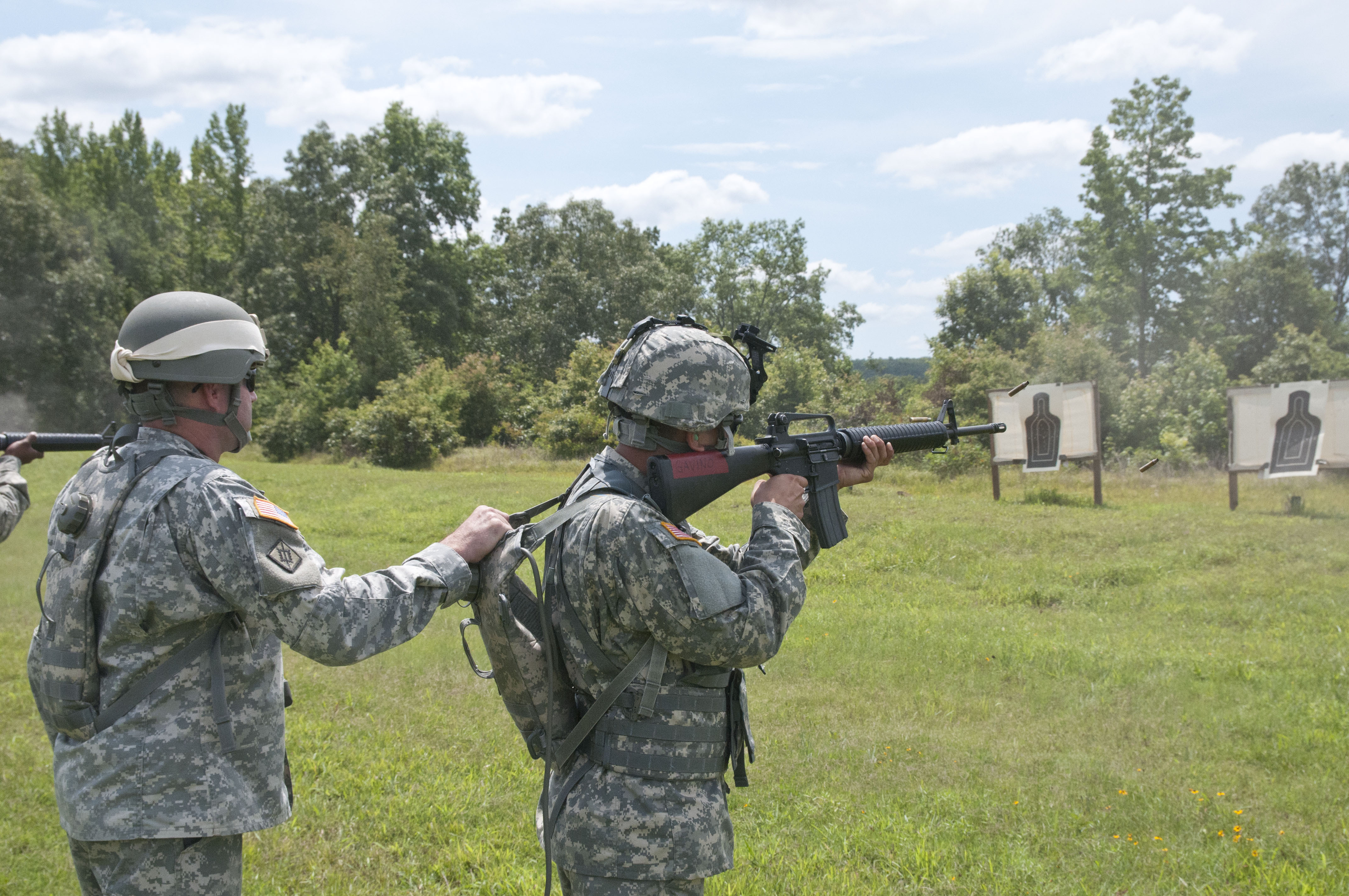 """teamwork sergeant and soldiers Commenting on sergeant major savusa's most recent assignment as setaf's command sergeant major, general mckiernan said, """"he created an atmosphere that valued drive, teamwork and balance."""