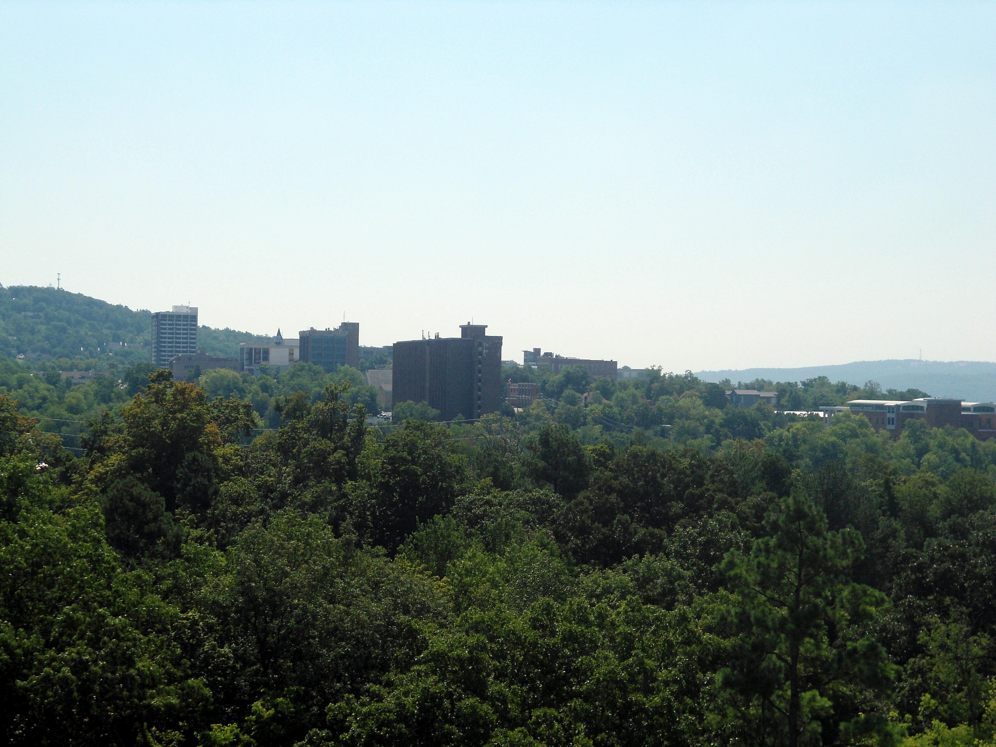 File Downtown Fayetteville Arkansas 3 Jpg Wikimedia Commons