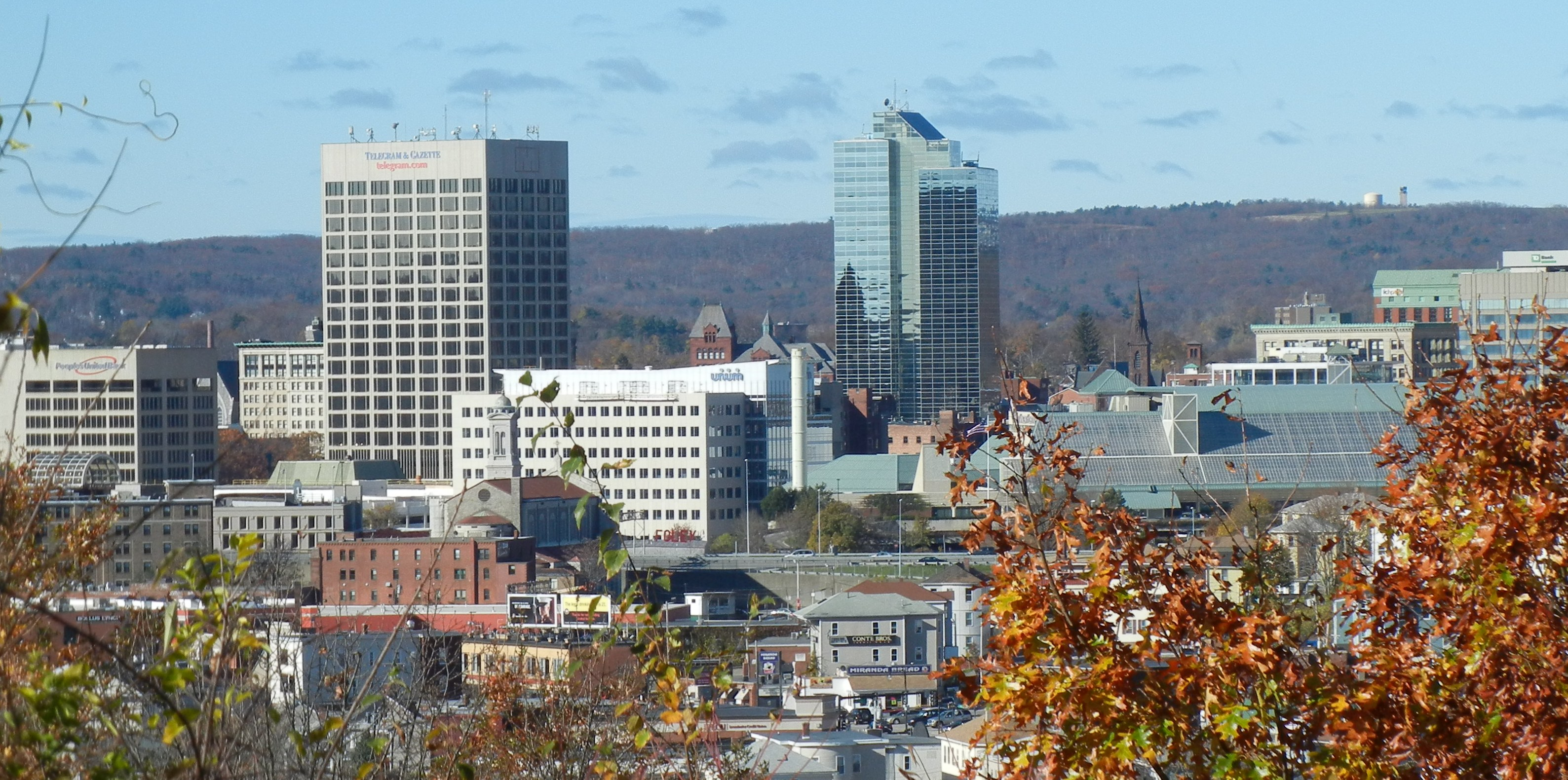Worcester MA