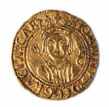 File:Ducado de oro de Zaragoza de Juan II de Aragón (anverso).jpg