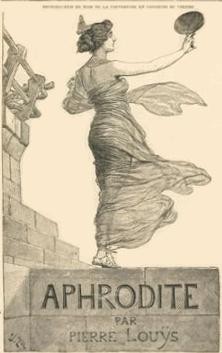 Aphrodite: mœurs antiques cover