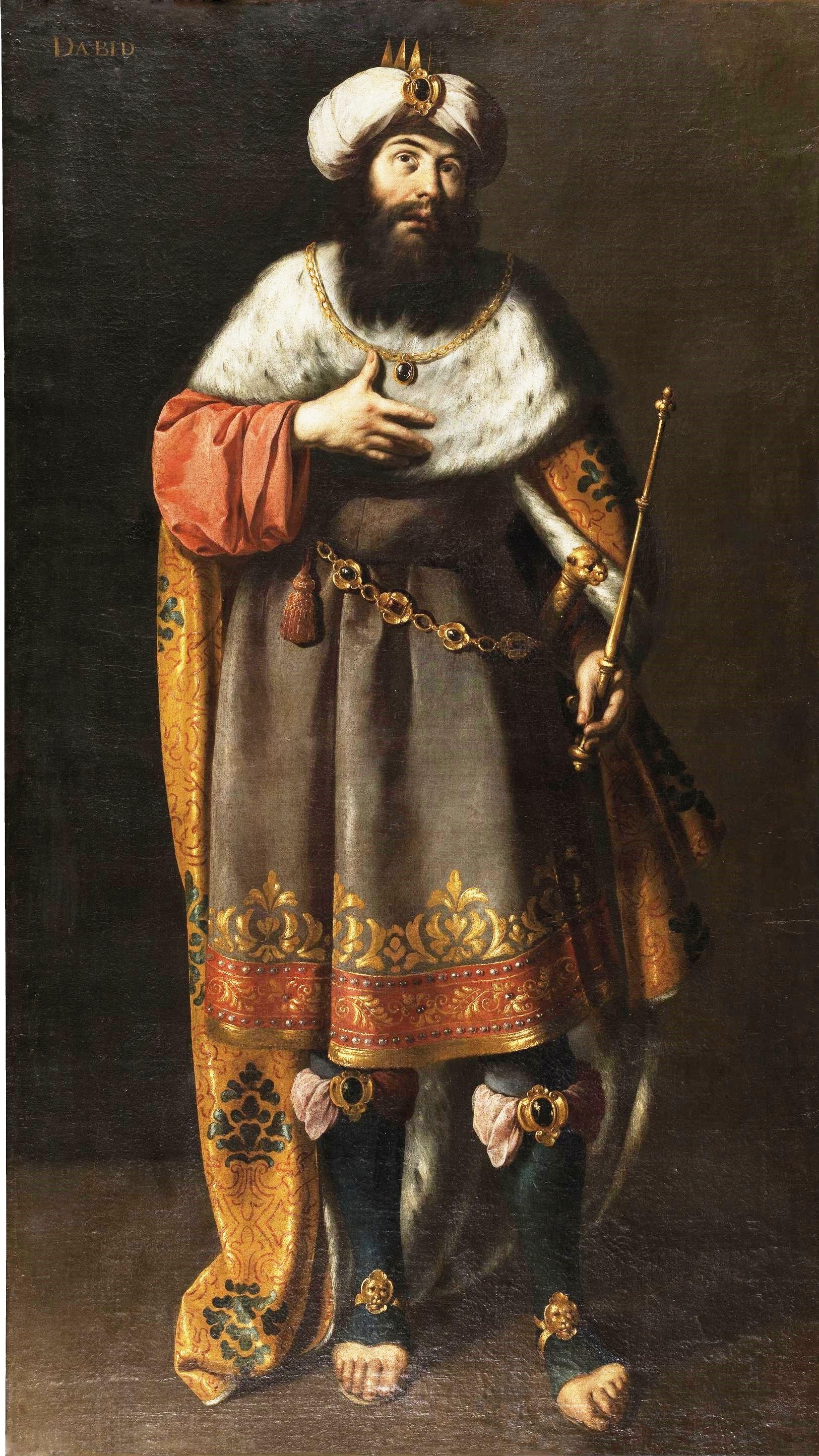 File el rey david de ignacio de ries museo del prado - El rey del tresillo ...
