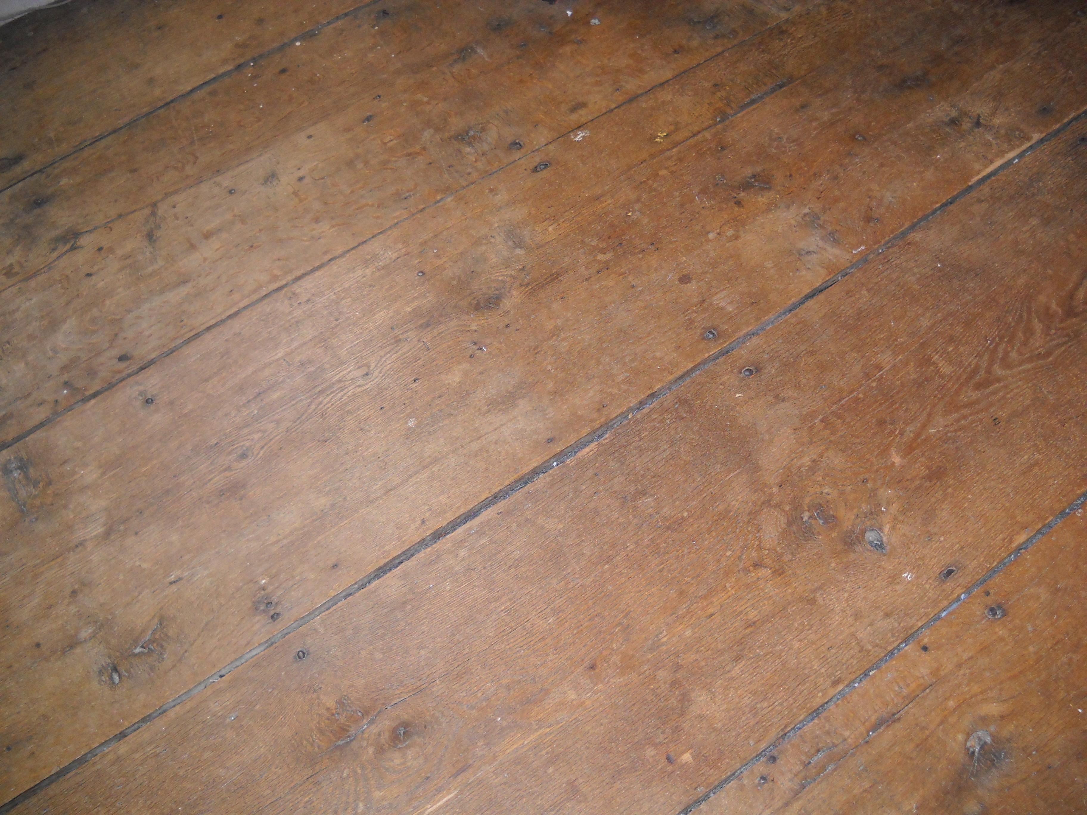 File:Ephraim_Hawley_House_circa_1670_original_oak_flooring on Quarter Sawn Flooring