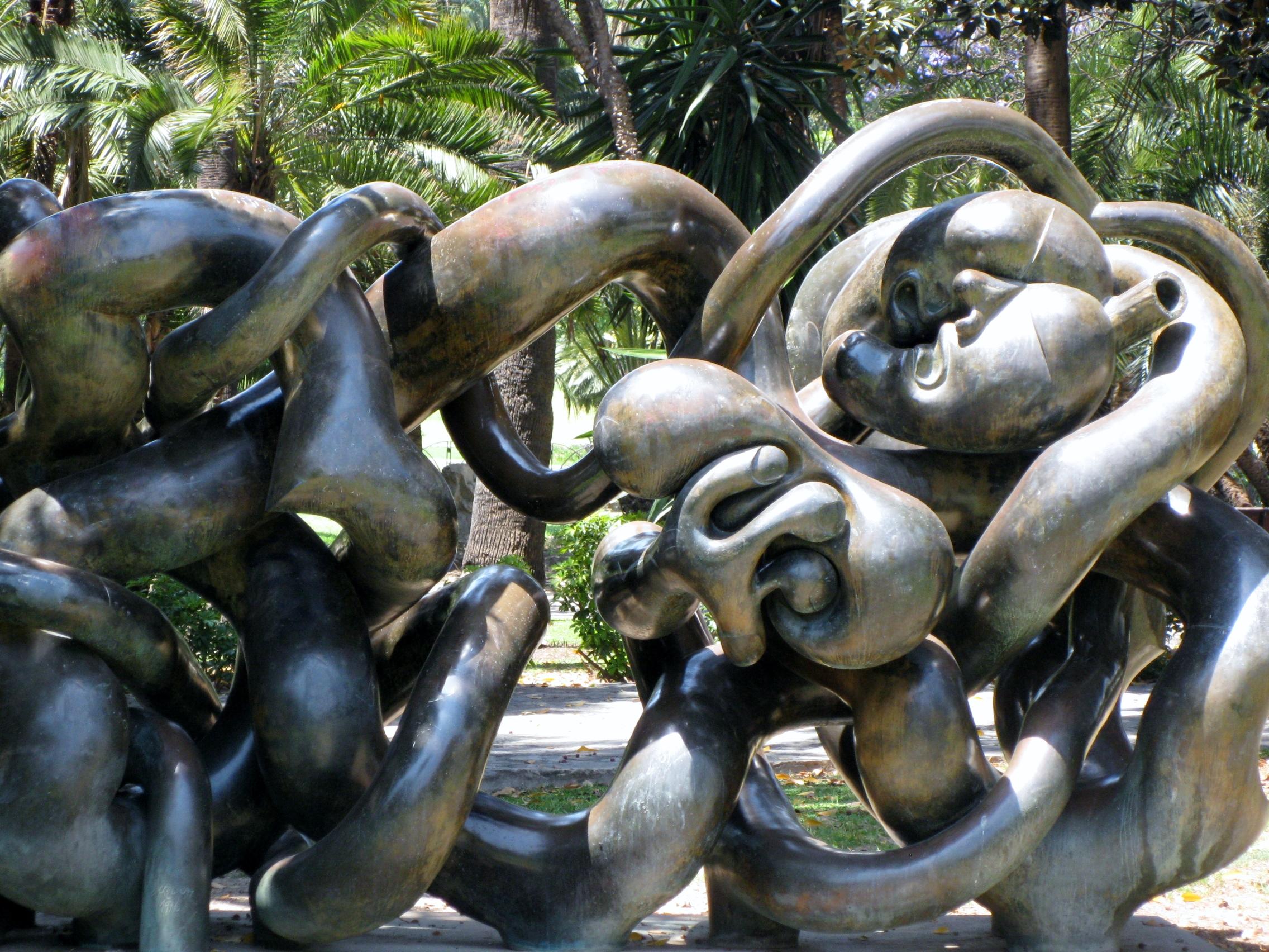 File escultura en jardines de wikimedia commons for Esculturas en jardines