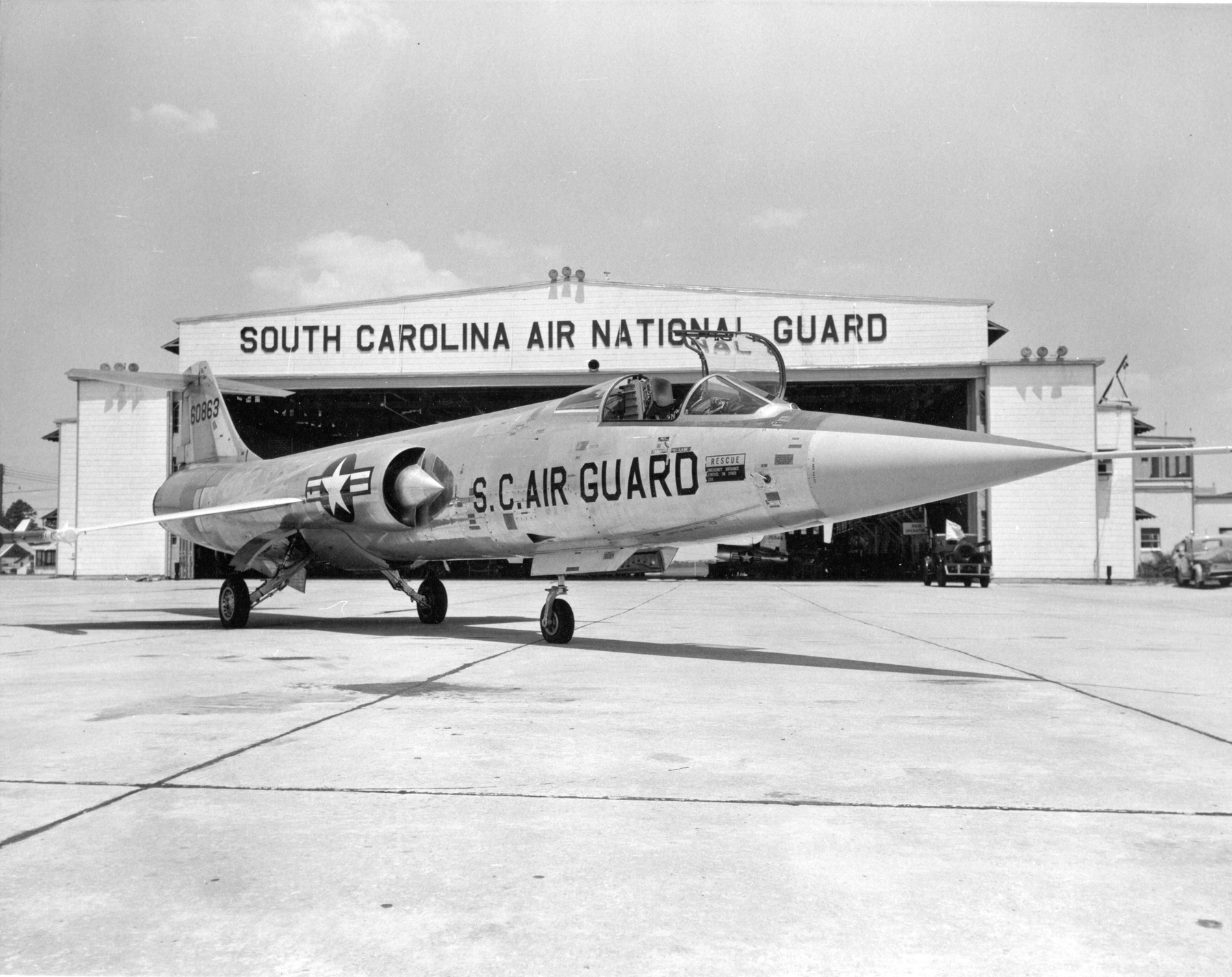 Mcentire air national guard