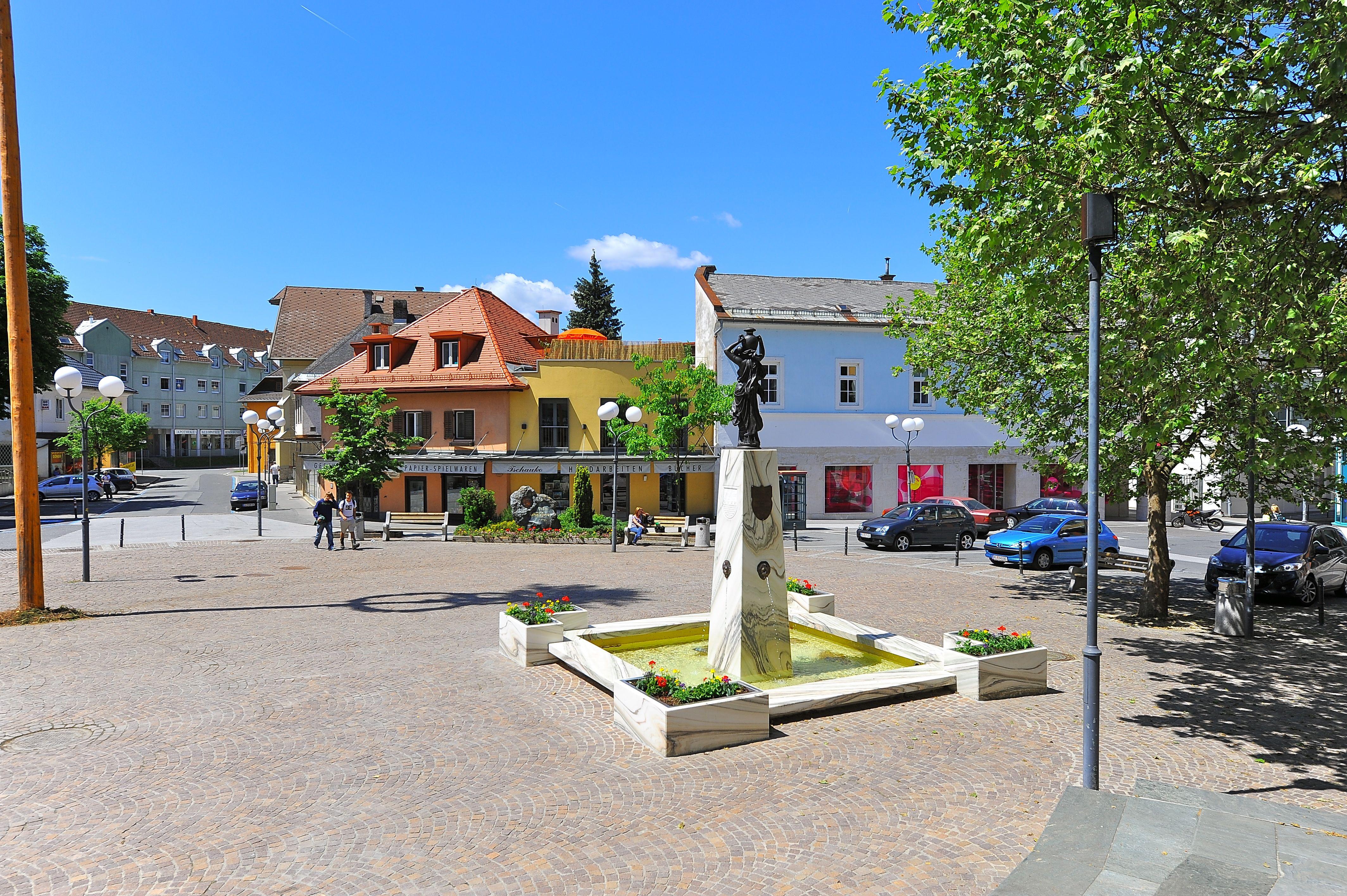 Gesunde Gemeinde Ferlach - Stadtgemeinde Ferlach