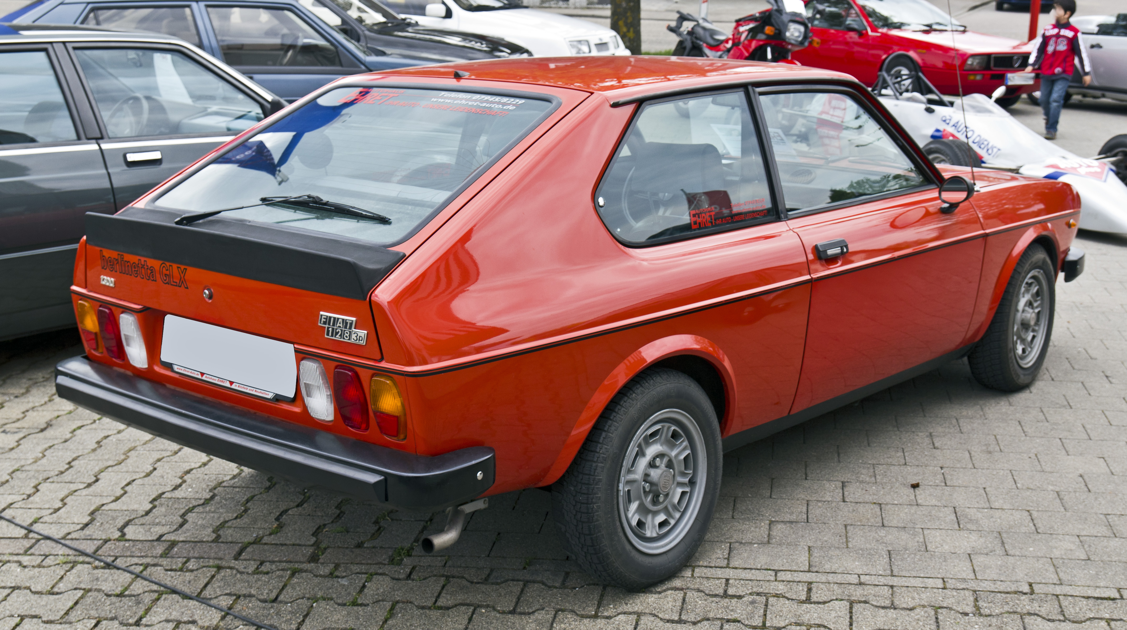 File:Fiat 128 Berlinetta rear 20110416.jpg