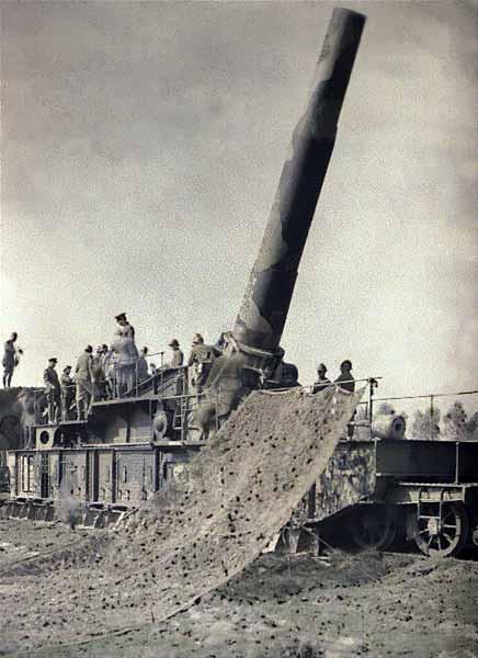 Railway gun - Wikipedia