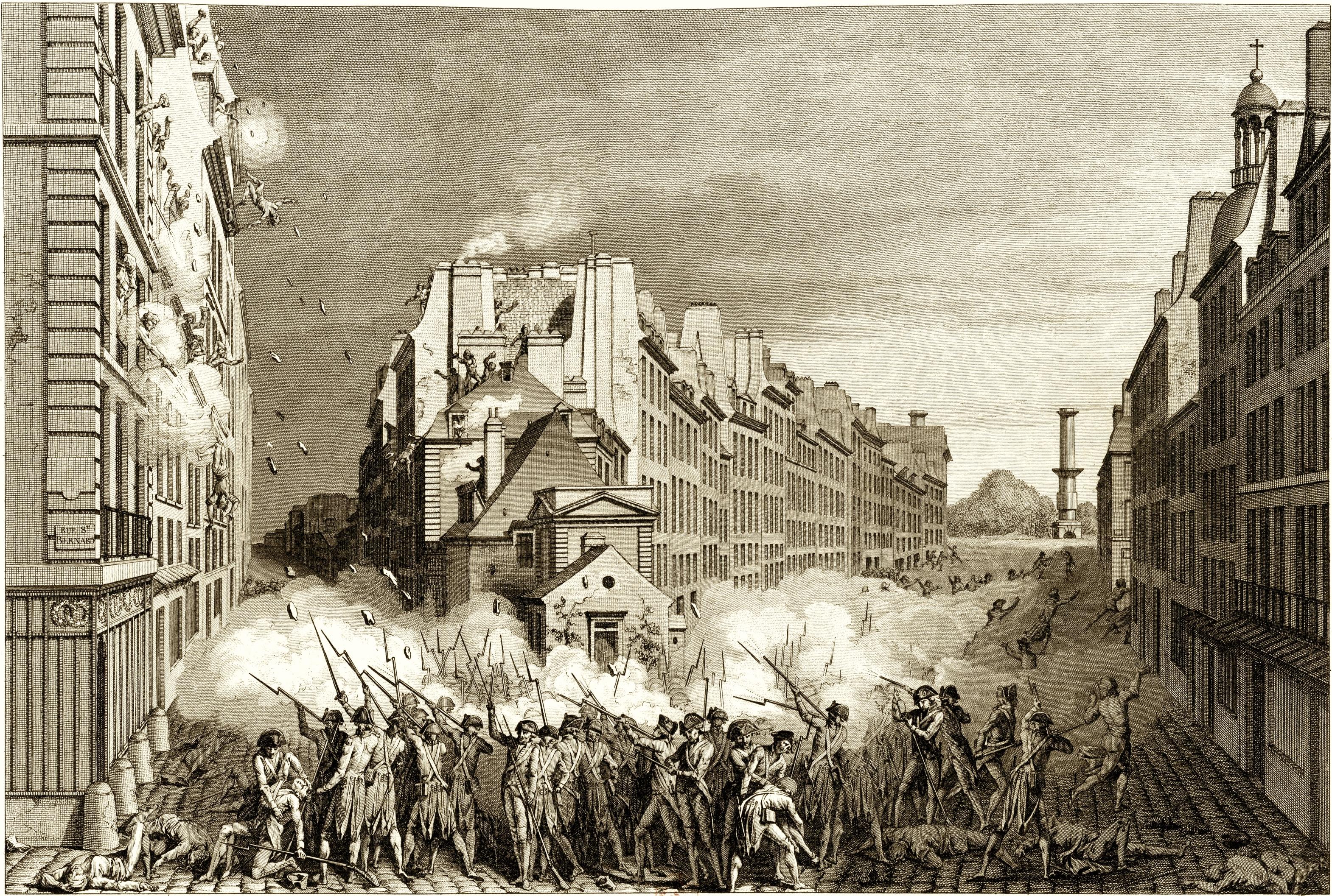 Fichier:Fusillade au fauxbourg St Antoine Niquet Claude.jpg — Wikipédia