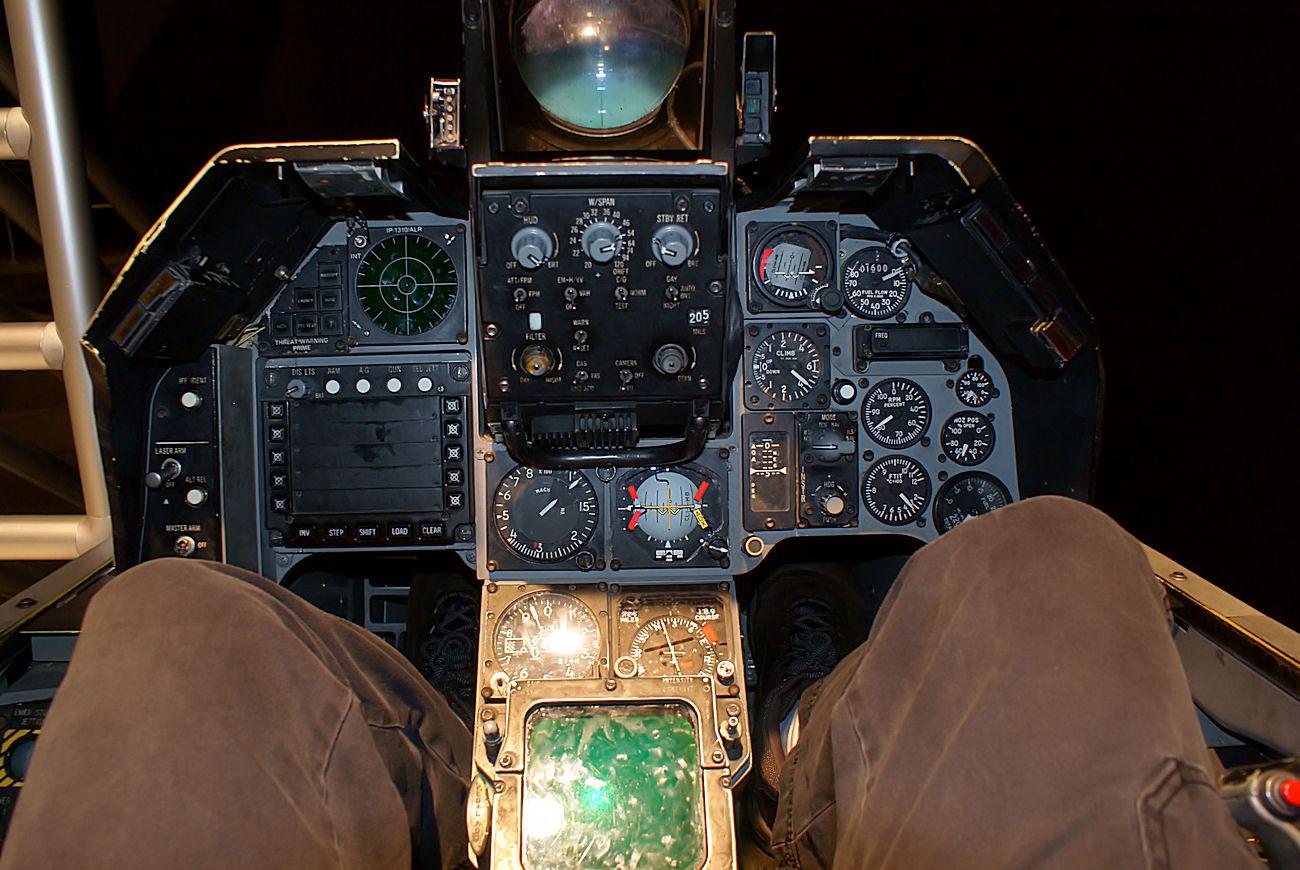 F16 Viper Cockpit Tour Test Pilot Edwards AFB  YouTube