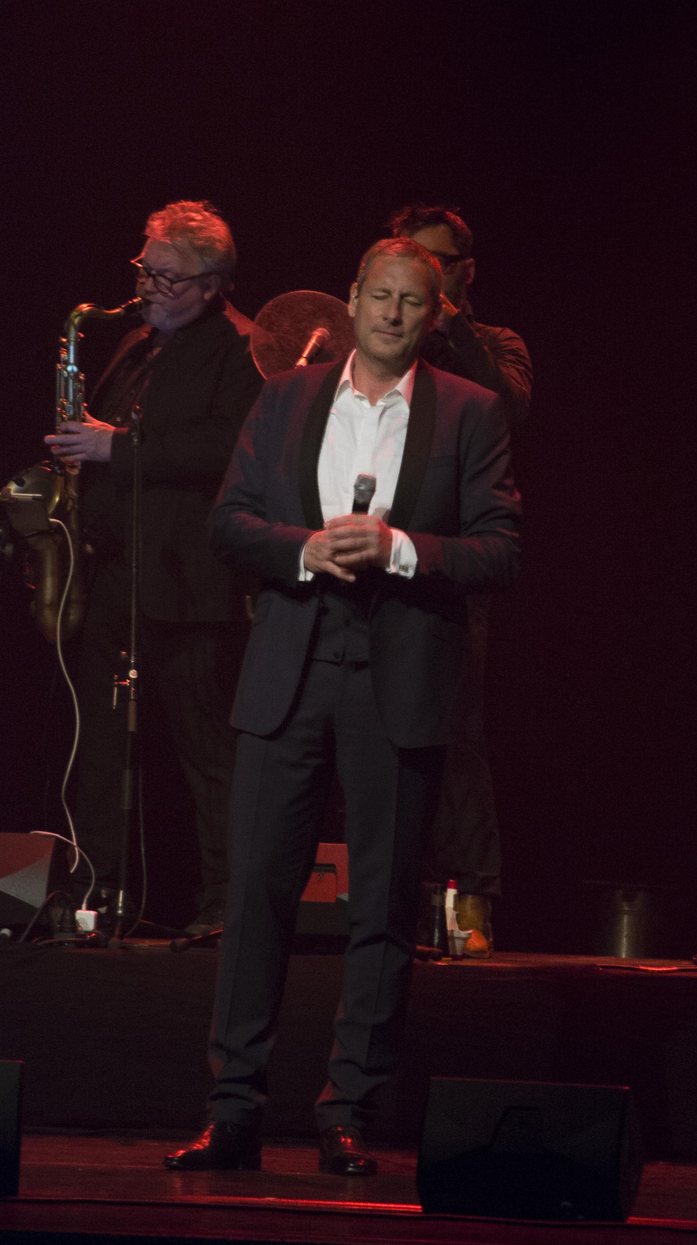 Il 50-anni, 189 cm alto Gert Verhulst in 2018 photo