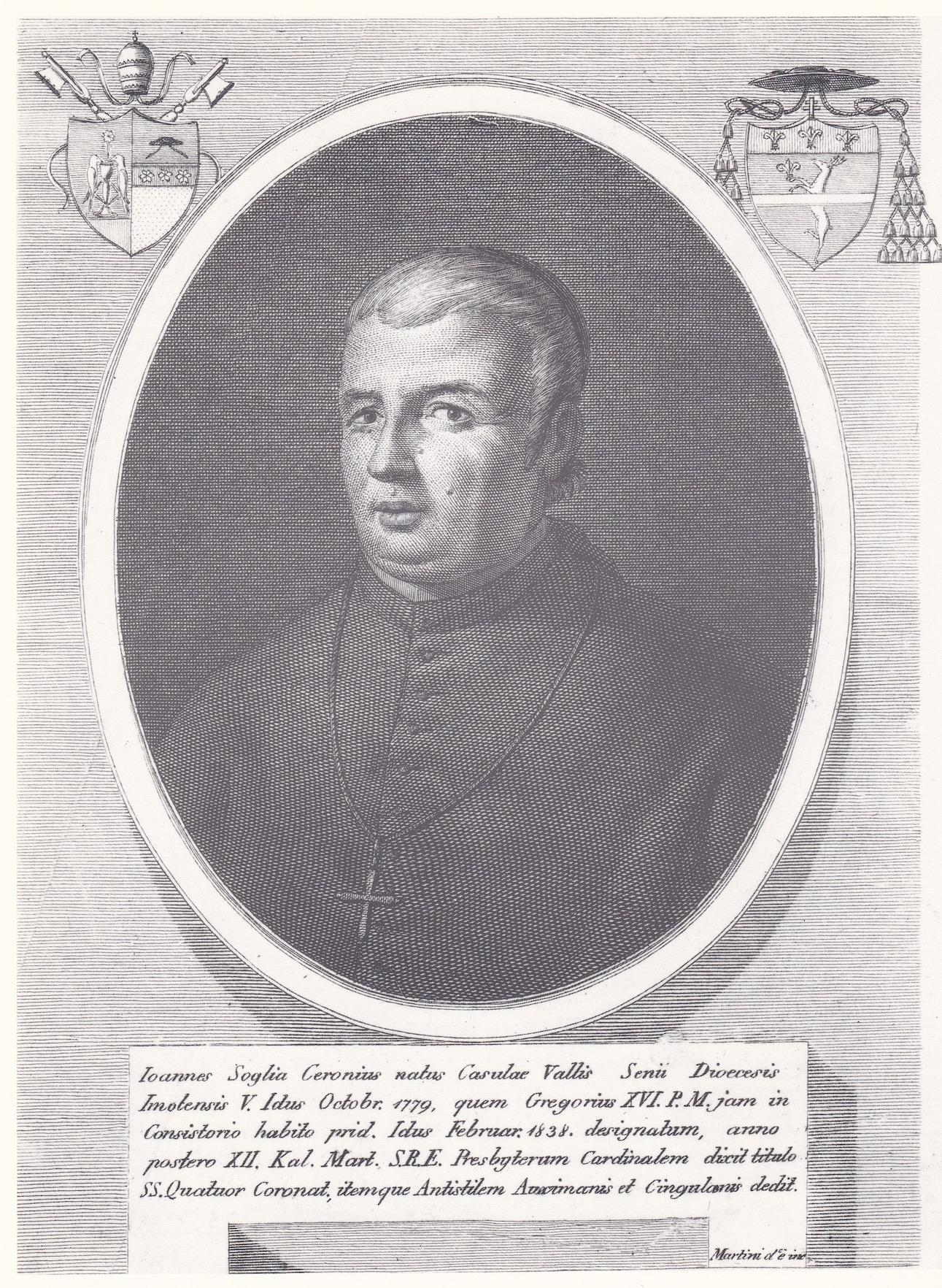Giovanni Soglia Ceroni Italian cardinal