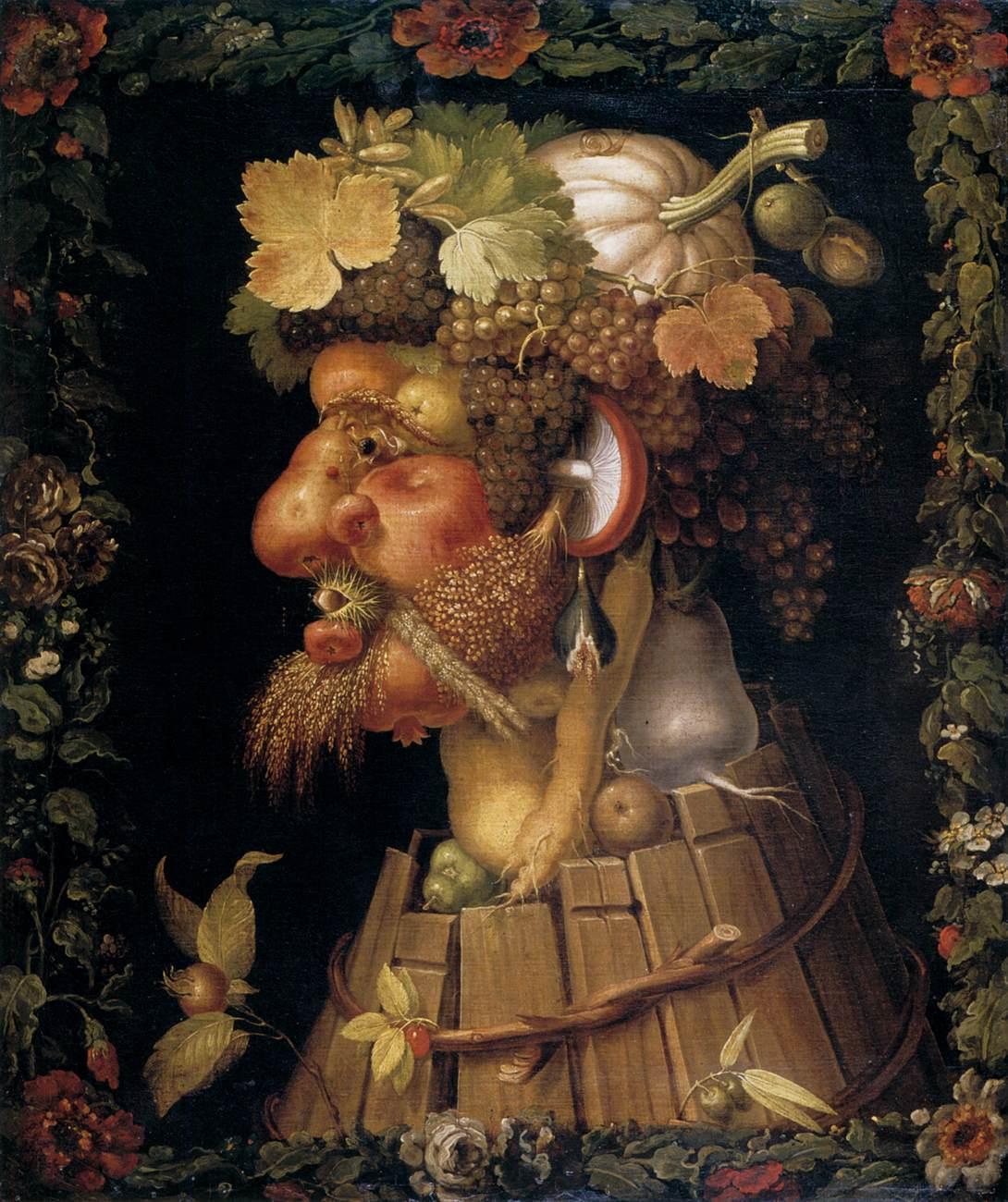 Осень (картина Арчимбольдо) — Википедия