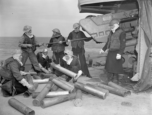 Image result for royal navy gun crew