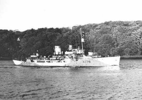 HMCS Kamloops