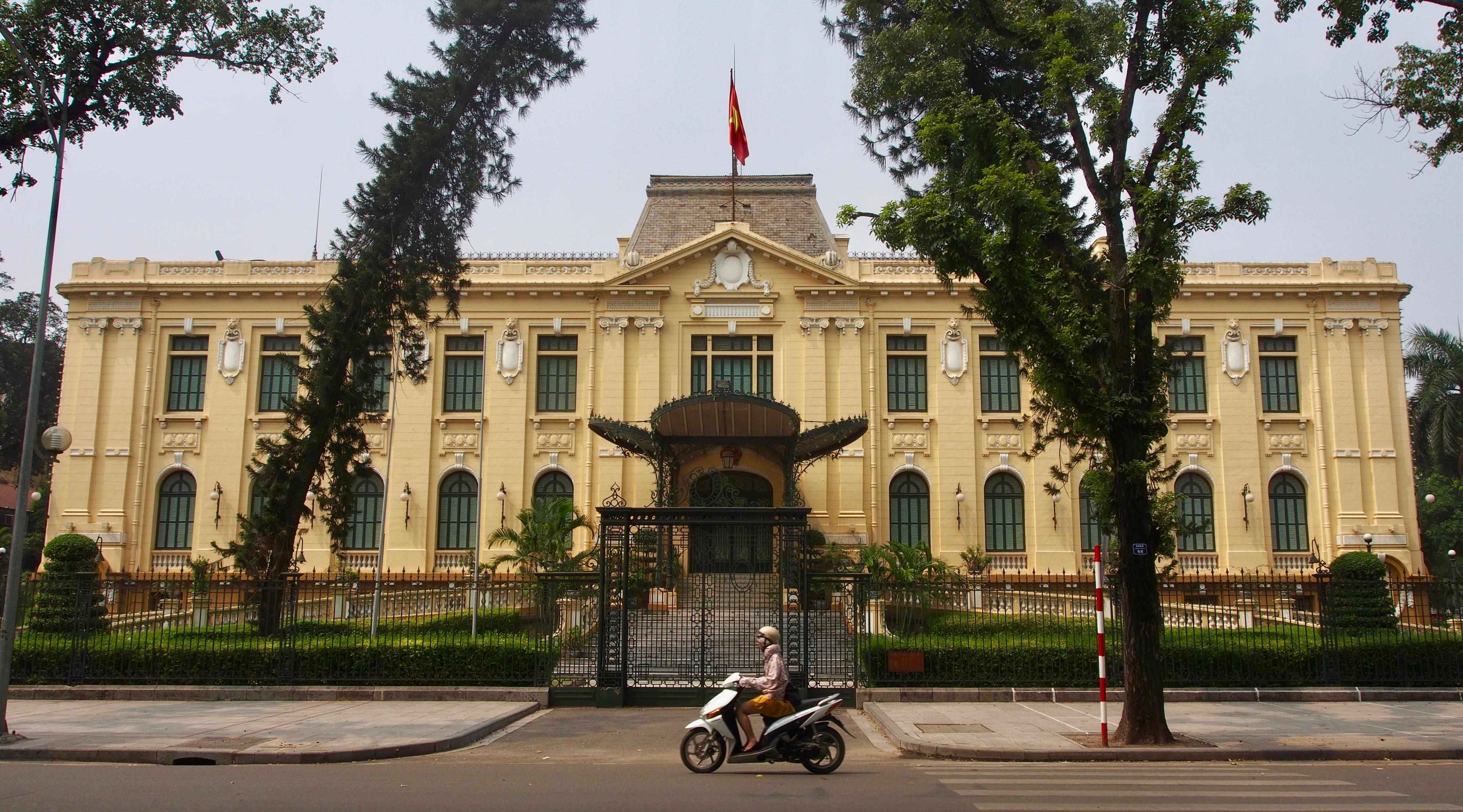 Bắc Bộ phủ – Wikipedia tiếng Việt