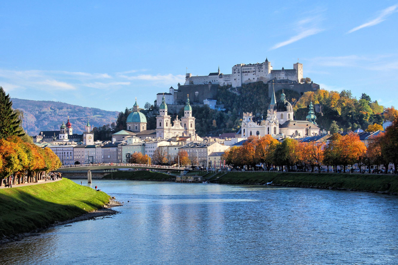 Een dagje naar Salzburg