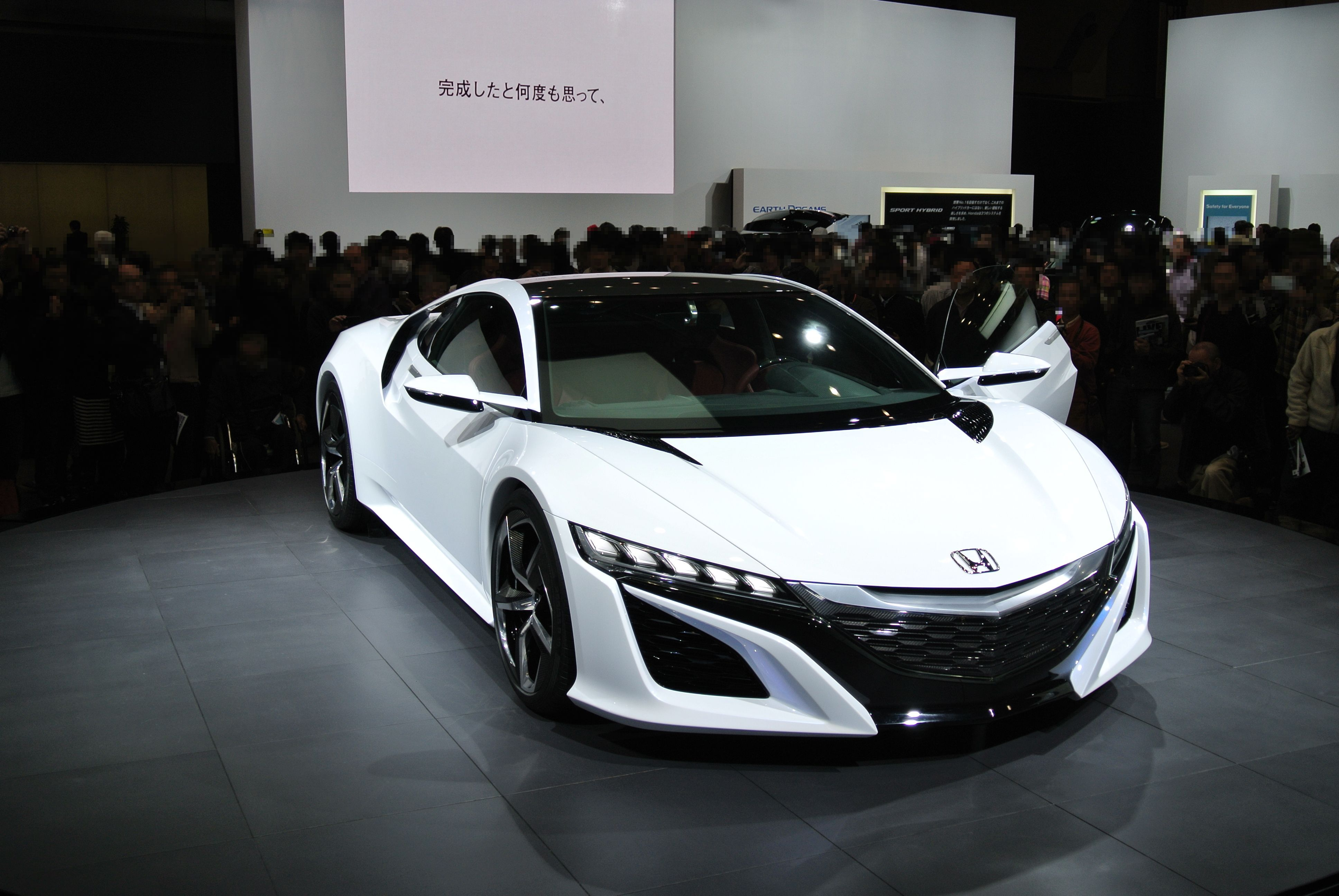 New Honda Car Engines
