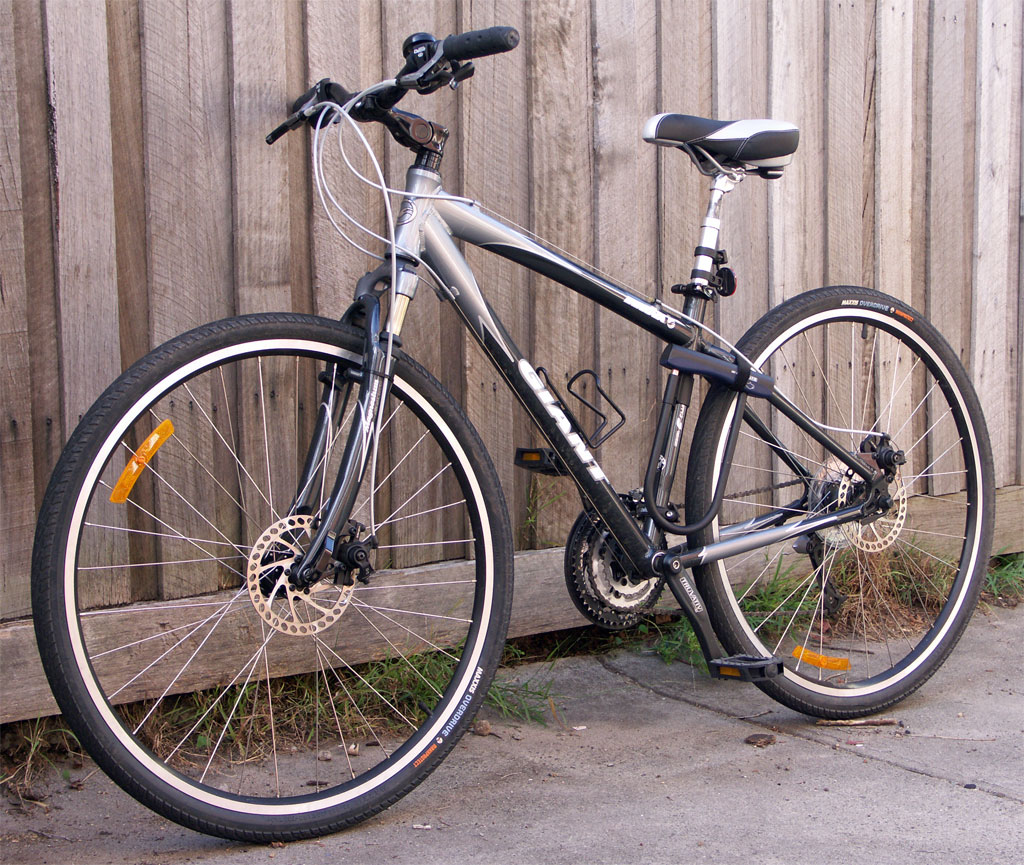 Bike Types Road Hybrid of a hybrid bicycle