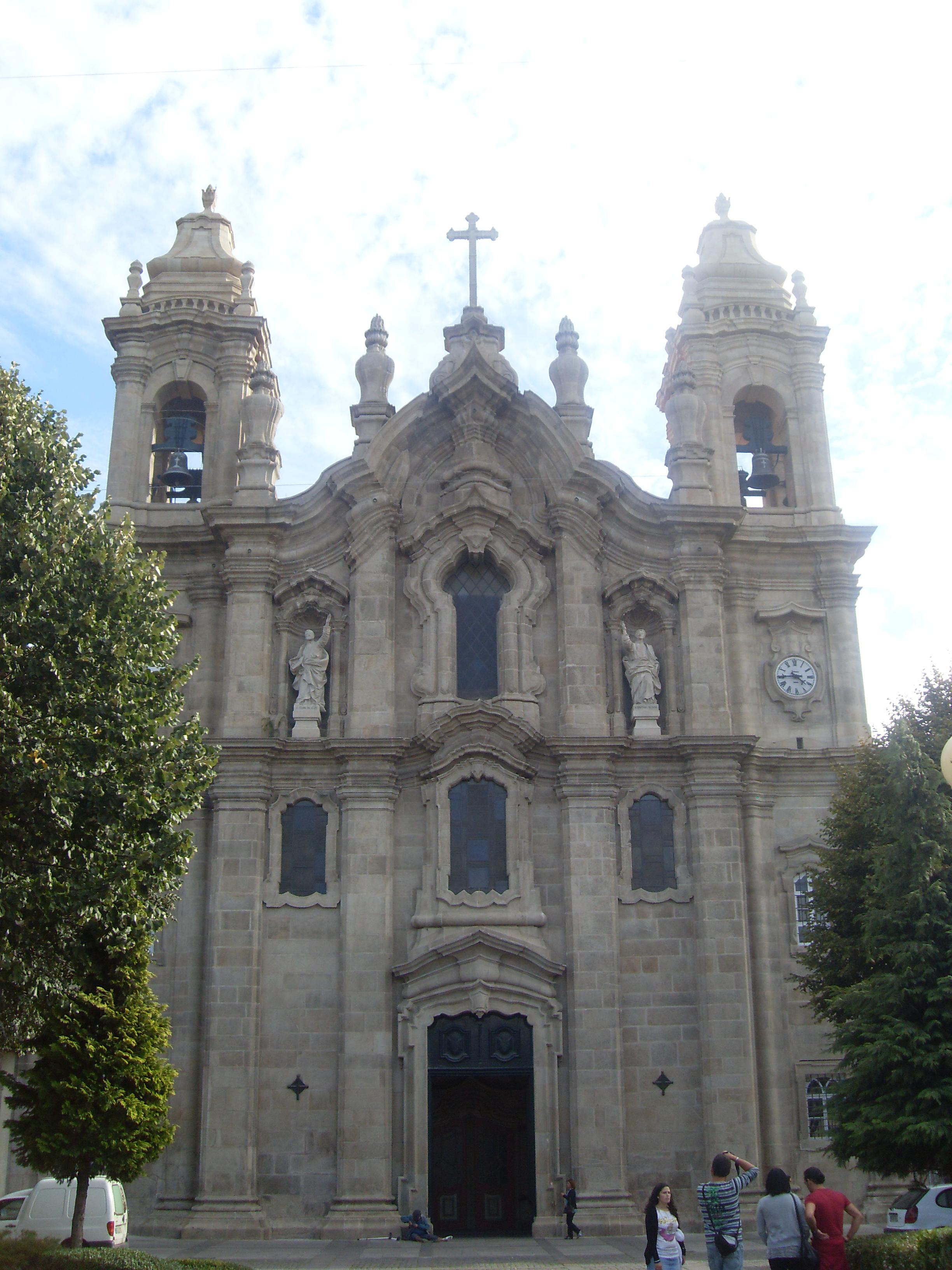 Iglesia dos Congregados de Braga