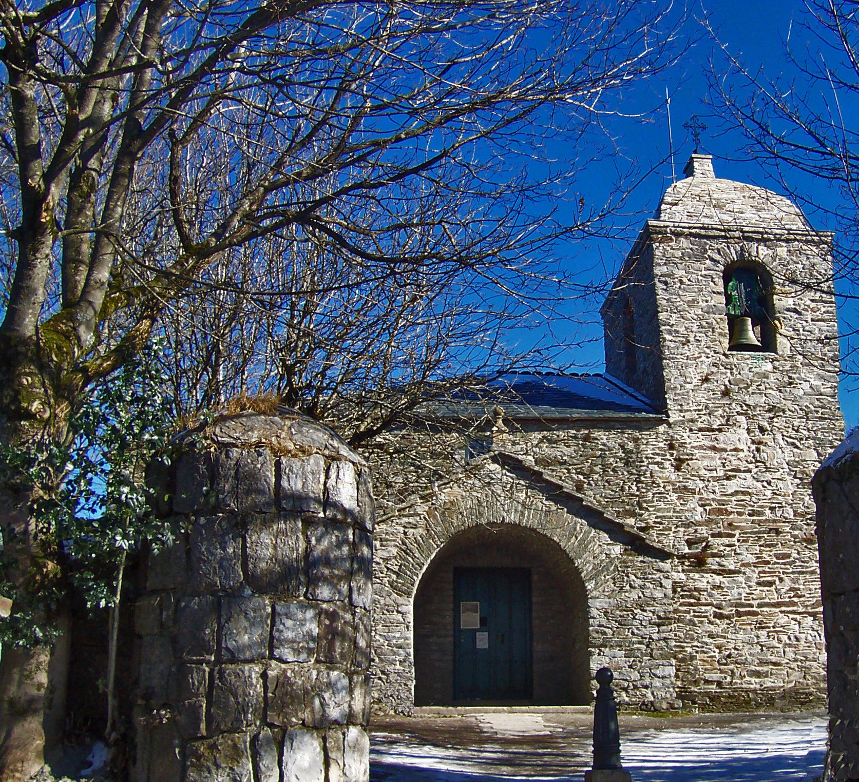 Santuario de Santa María a Real do Cebreiro