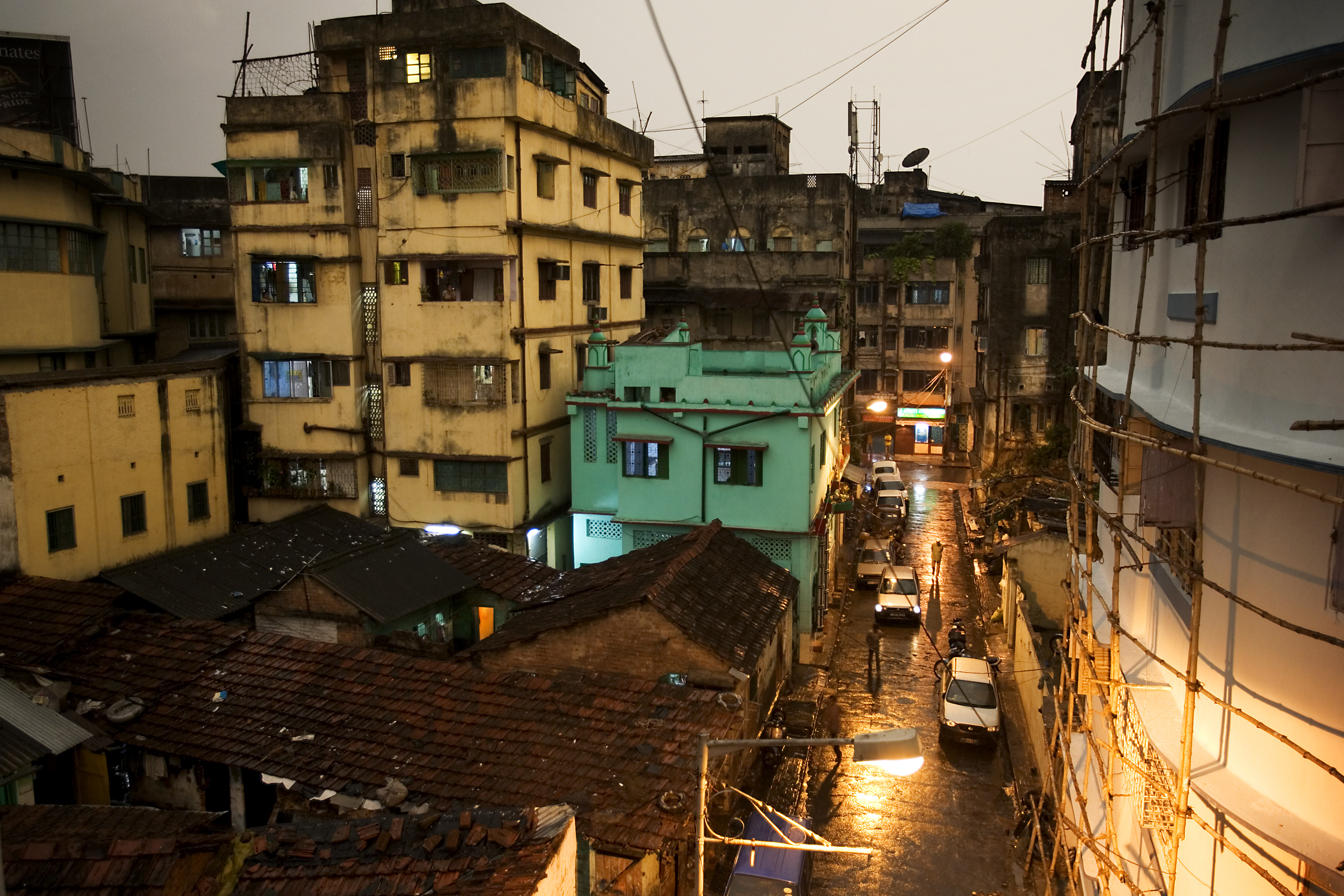 Zadarmo dátumové údaje lokalít India Kolkata