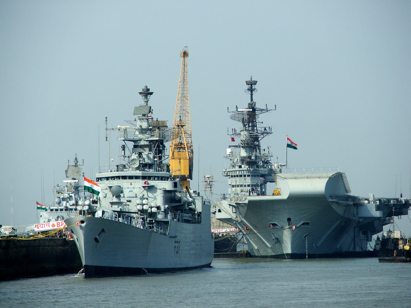 File:Indian Navy ships.jpg - Wikimedia Commons