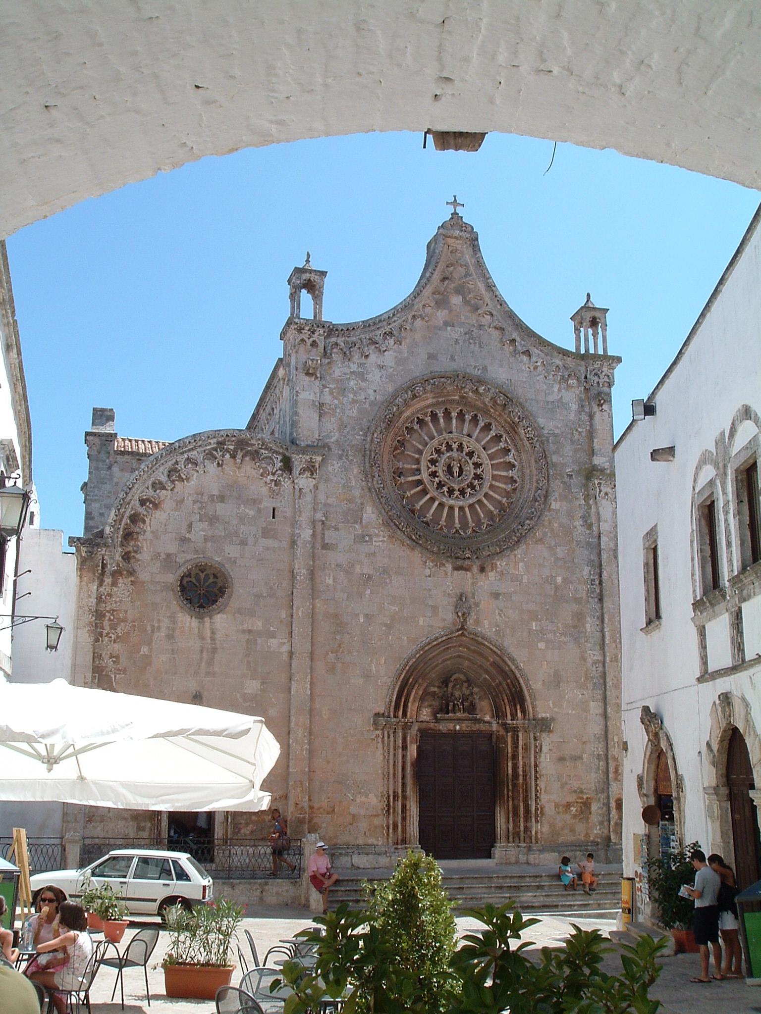 Ostuni Italy  City new picture : Italy Italia Puglia Ostuni PxT Wikimedia Commons