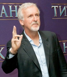 James Cameron in Moscow, April 2012-2