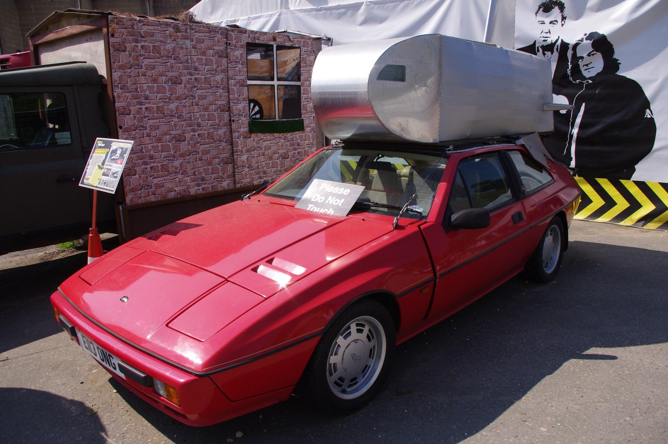 Top Gear Challenge Cheap Classic Sport Car