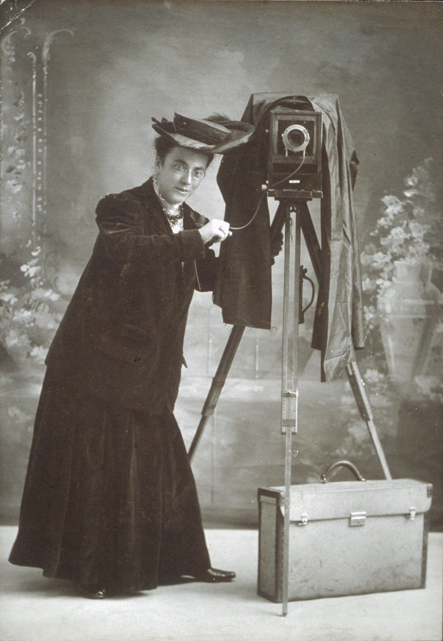 Image of Jessie Tarbox Beals from Wikidata