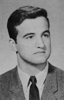 John Belushi under high school (1967)