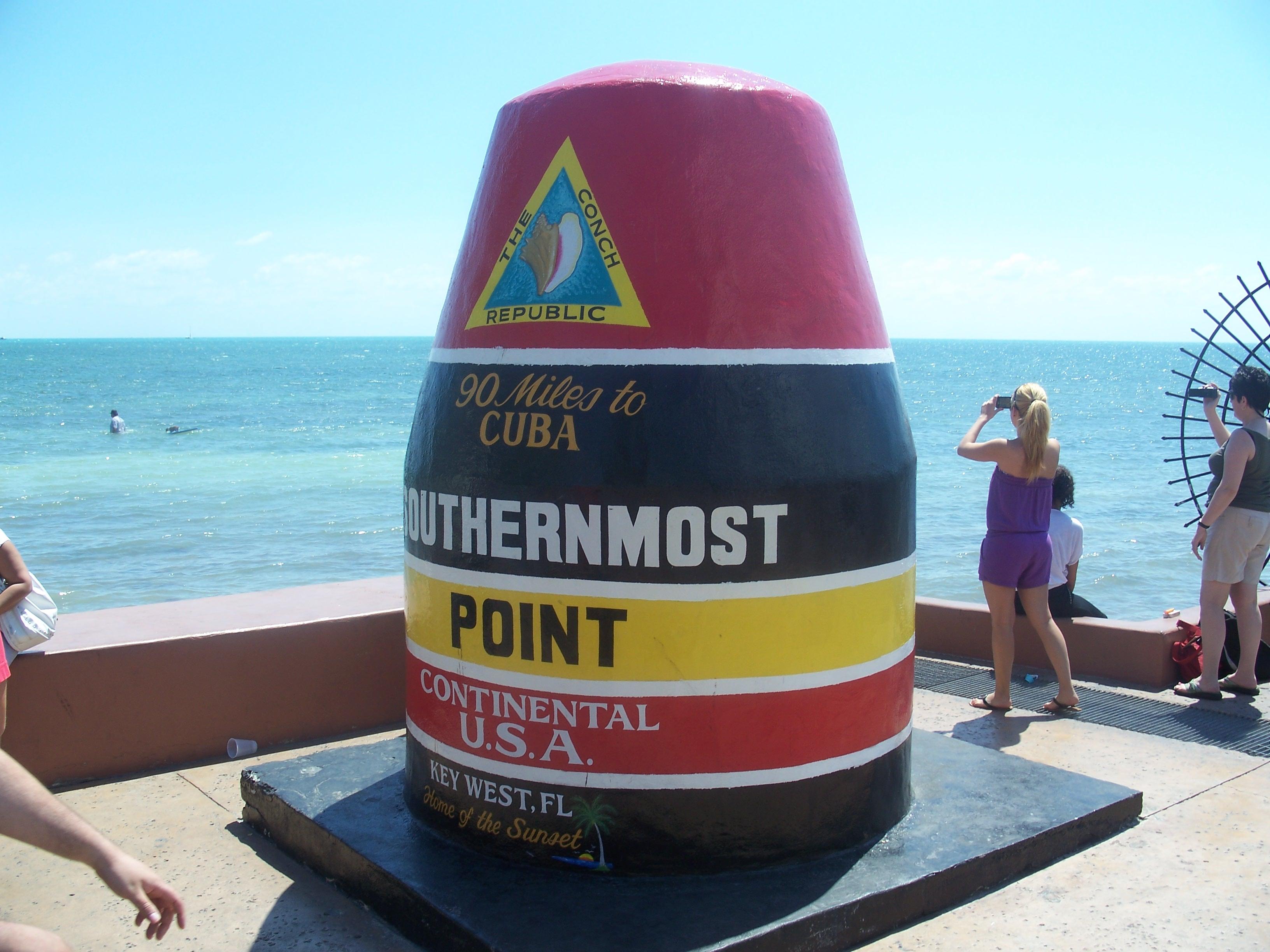 Florida Keys - Keys Reiseinformasjon - hoteller Fiske Dykking attractions