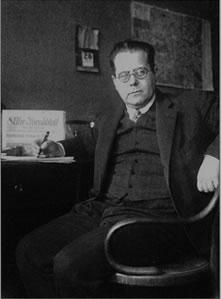 Kurt Pinthus German writer