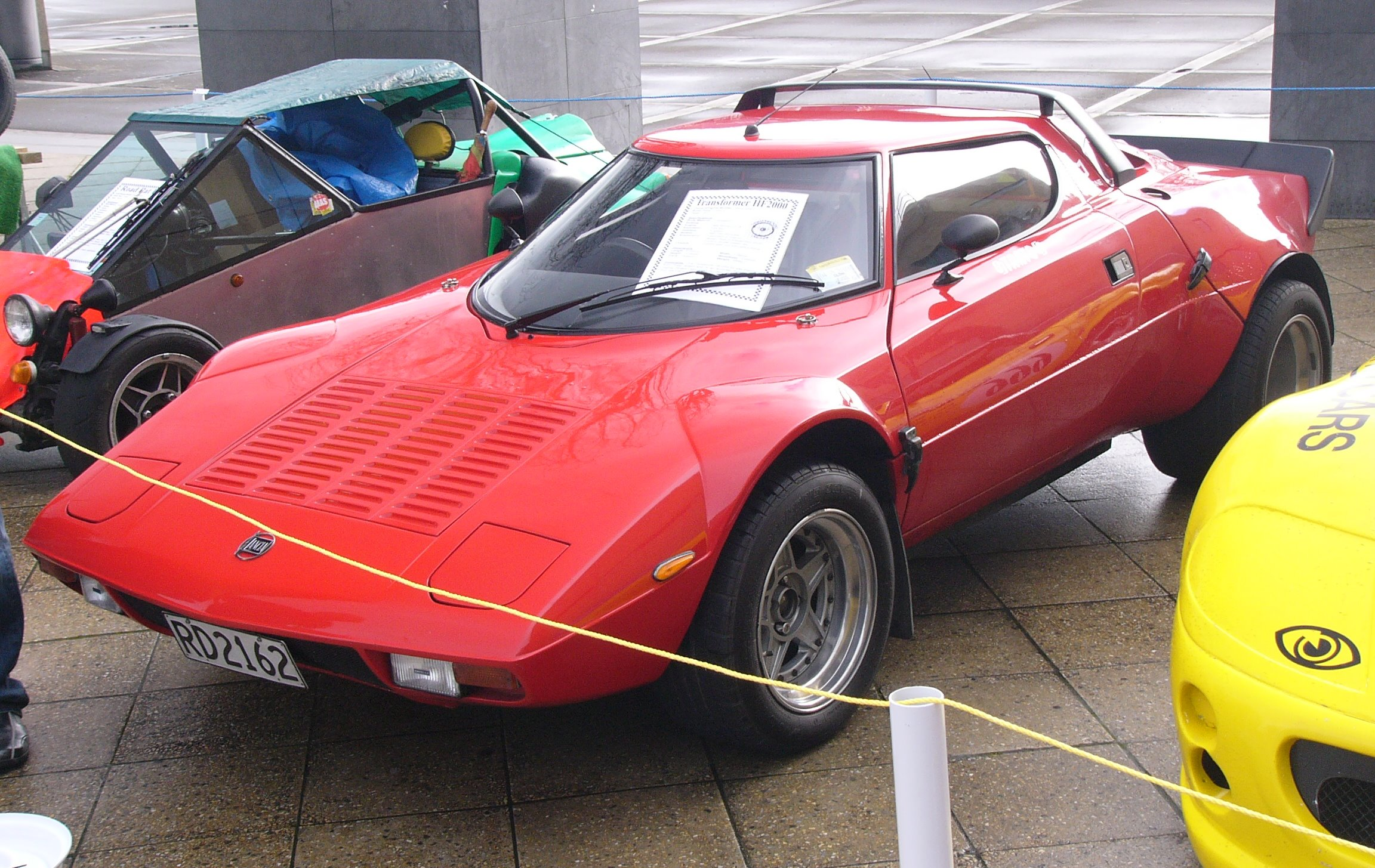 Lister Bell Stratos For Sale >> Lancia Stratos Replica | Autos Post