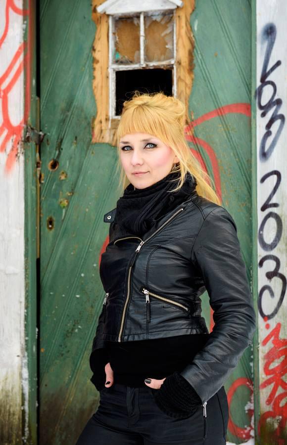 suomalainen kirjailija nainen Seinajoki