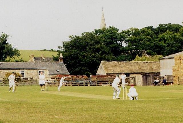 English Village Ladies