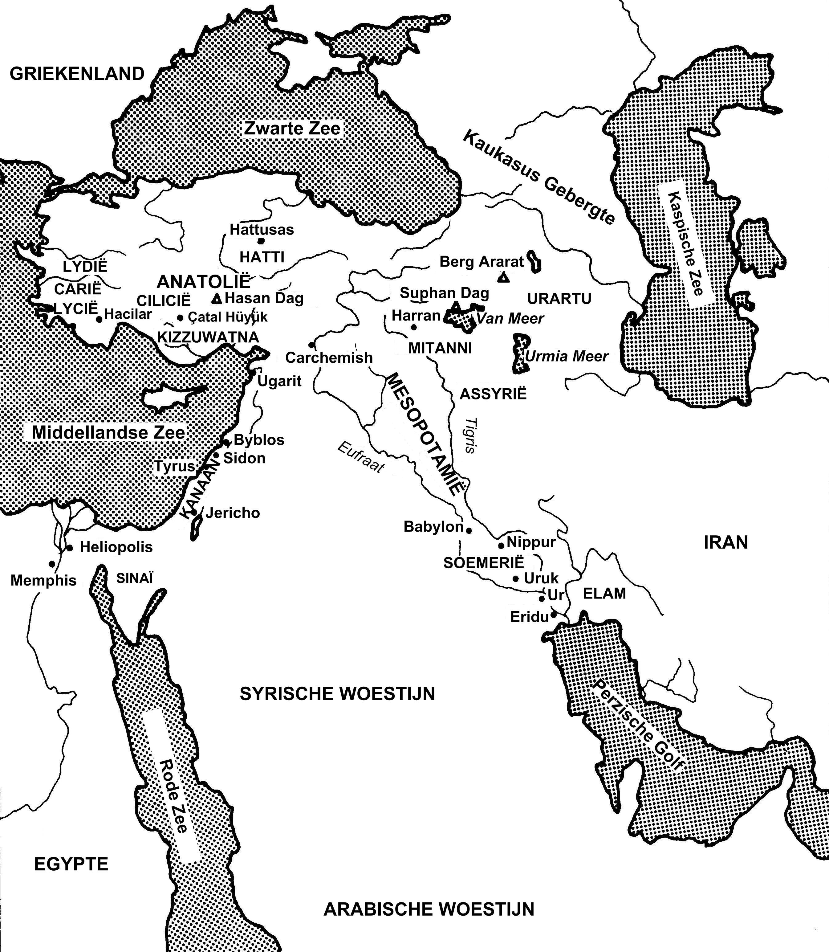 Assyrische dating tradities