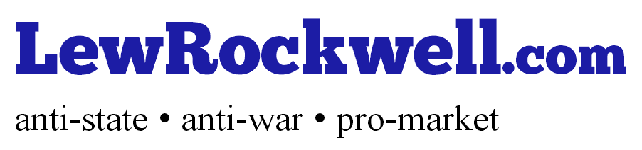 Image result for lew rockwell logo