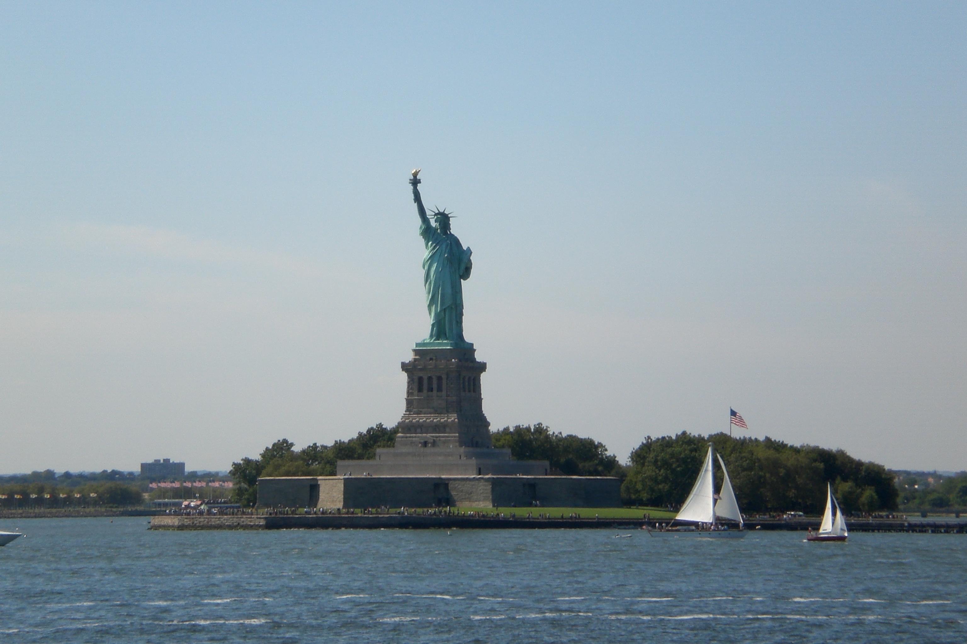 File Liberty Island Level Jpg Wikimedia Commons