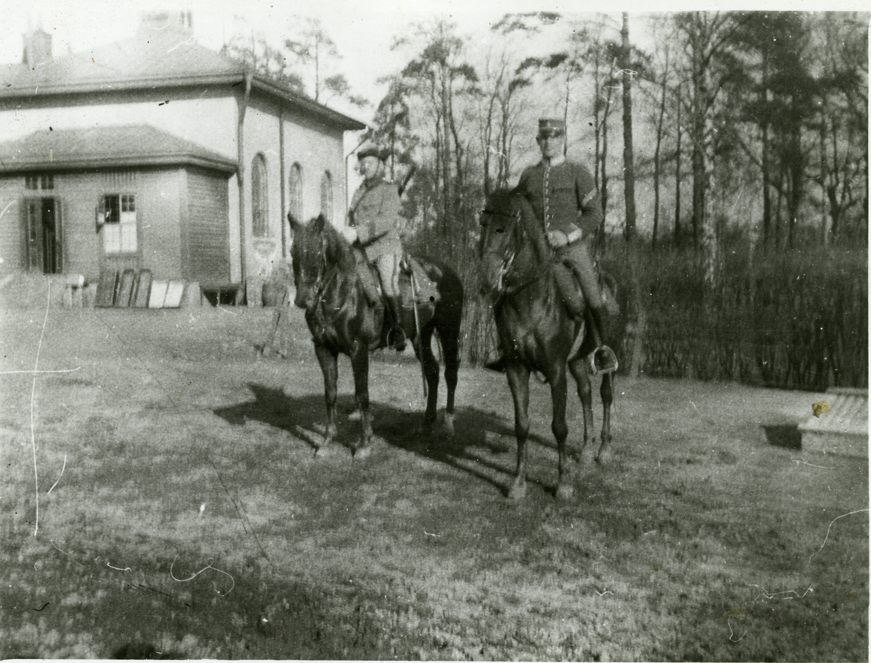 livgardet till häst