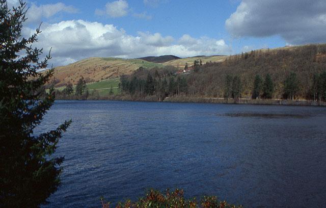 Llyn Efyrnwy - Lake Vyrnwy - geograph.org.uk - 1093682